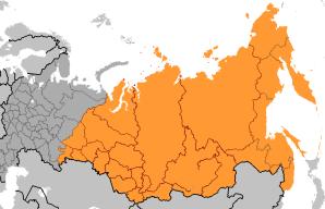 sibirien karta ryska TV kanalen TVCI | Språk och tanke sibirien karta